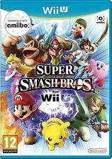 SUPER Smash Bros (Wii U) NUOVO SIGILLATO PAL
