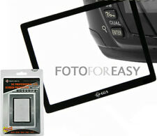 GGS Rigid LCD Screen Protector Glass Nikon D40/D40X/D60