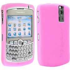 NEW OEM Pink Silicon Skin Gel Case Cover Blackberry CURVE 8300/8310/8320/8330