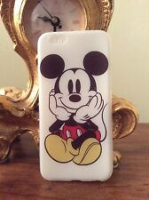 iPhone 6 Disney Mickey Minnie Mouse Phone Case Soft Protective Slim Xmas Gift