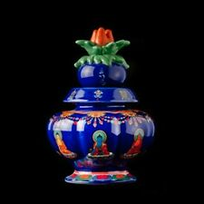 NEW Consecrated Medicine Buddha Treasure/ Wealth Vase COMBINED SHIPPING AVAIL.