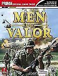 Men of Valor Prima Official Strategy Guide Book  (shelf wear)