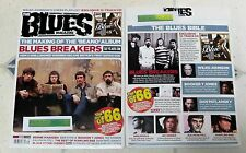 BLUES Magazine + Free CD BLUES BREAKERS Best of 1966 YARDBIRDS Stones CREAM Who