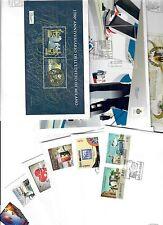 san marino 2013 9 buste primo giorno facciale francobolli 21,73 € cod.busta.050