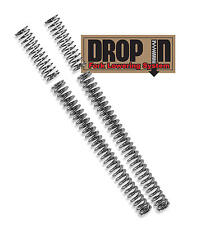 Drop-In Fork Lowering Spring Kit 10-2000 for 96-15 H-D XL1200C Sportster Custom