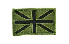 Patch patches flag embroidered iron on uk union jack british camo tactical ref2