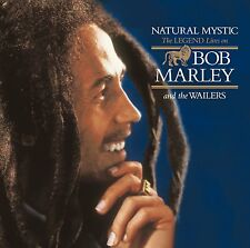 Bob Marley and The Wailers -  Natural Mystic / ISLAND RECORDS CD 1995