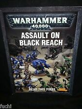 Warhammer 40K Assault on Black Reach 2008 Scenario Booklet