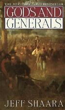 Gods and Generals by Jeff Shaara (1998, Paperback)