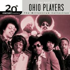 Best Of Ohio Players-Millennium Collection - Ohio Players (2000, CD NEUF)