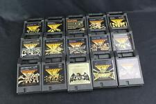 Lot of 15 Magnavox Odyssey 2 Video Games w/Quest for the Rings, Nimble & More!