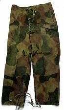 (1) BELGIAN ARMY 1956 PATTERN PARA CONGO TROUSERS