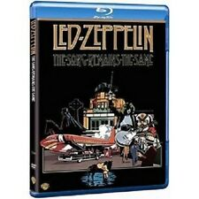 "LED ZEPPELIN ""THE SONG REMAINS THE SAME"" BLU RAY NEU"
