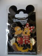 Disney Land Paris Pin Mickey and Minnie
