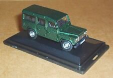 OXFORD DIECAST LAND ROVER DEFENDER GREEN 1:76 SCALE MODEL VEHICLE CAR TOY
