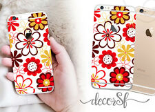 Retro Flowers iPhone 6 wrap skin - iphone skins - covers for iphone