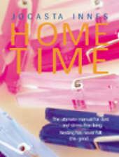 Home Time: The Ultimate Manual for Dust and Stress-free Living,GOOD Book