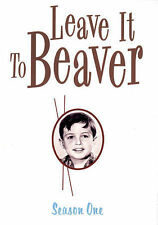Leave It To Beaver Complete First Season 1 One (COLOR) BRAND NEW 6-DISC DVD SET
