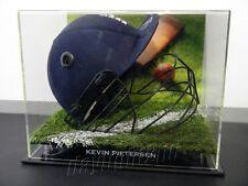 ✺Signed✺ KEVIN PIETERSEN Cricket Helmet PROOF COA 2017 Jersey Melbourne Stars