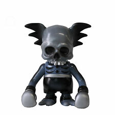 Pushead Blue Gray Pusfan.com Skullwing SECRET BASE Astro Zombies Vinyl (2006)