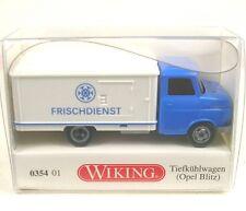 Opel Blitz Tiefkühlwagen - Frischdienst (refrigerated truck)