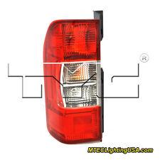 TYC NSF Left Side Tail Light Assembly for Nissan NV1500 NV2500 NV3500 2012-2014