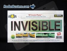 IR Invisi-Plate – Photo Radar License Plate Cover - No more tickets!