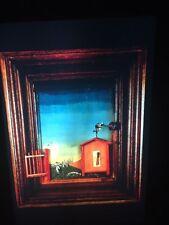 """Max Ernst """"2 Children Threatened """" Surrealism Dada 35mm Art Slide"""