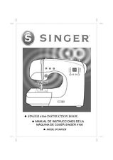 Singer 4166 Sewing Machine/Embroidery/Serger Owners Manual