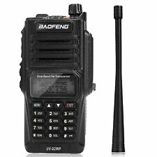 New Handheld 2-Way Flagship Radio Scanner Waterproof Transceiver HAM Anntena