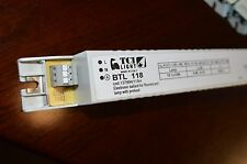 TCI LIGHT BTL 118 ELECTRONIC BALLAST FOR FLUORESCENT LAMP WITH PREHEAT