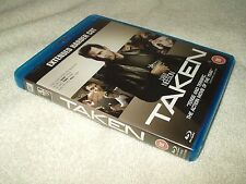 Blu Ray Movie Taken 1 Liam Neeson
