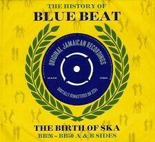Various Artists - History of Bluebeat BB26-BB50 A&B Sides / Various [New CD] UK