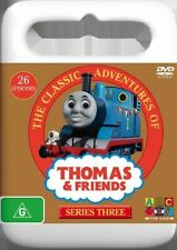 Thomas & Friends : Series 3 [ DVD ], Region 4, Fast Next Day Post...5538