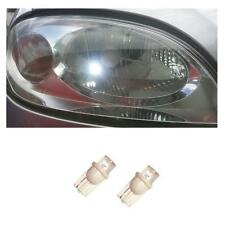 WHITE SINGLE LED SIDELIGHT BULBS 1 X PAIR 501 W5W T10 UK SELLER QUICK DISPATCH