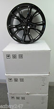 20x10 JEEP GRAND CHEROKEE SRT8 2013-2015 STYLE  SET OF GLOSS BLACK RIMS 9113