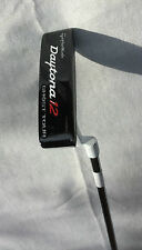 "*GREAT* TaylorMade Golf Daytona 12 Ghost Tour Putter - 35"" (no cover)"