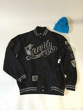 1x College Jacke +1x Beanie Famous Stars and Straps M NEU travis barker blink182