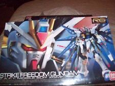 NEW BAN DAI RG 1/144 STRIKE FREEDOM GUNDAM MODEL KIT PREMIUM BANDI LIMITED MODEL