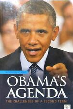 Obama's Agenda : The Challenges of a Second Team by Kenneth Jost 2014, Free Ship