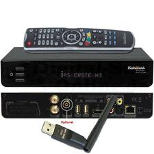 ► Medialink Black Panther 1x Card 1x CI PLUS COMBO DVB S2 HD LAN USB + WiFi