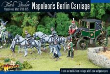 NAPOLEONS BERLIN CARRIAGE -NAPOLEONIC WARS  - WARLORD GAMES - SENT FIRST CLASS