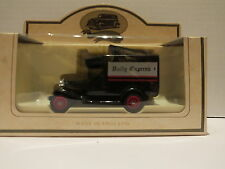 LLEDO LP13 193 1930 MODEL 'A' FORD VAN – DAILY EXPRESS - RARE VARIANT