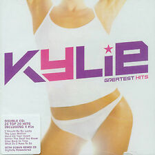 Kylie Minogue Greatest Hits 2 x CD UK EX+ 33 Track 2002