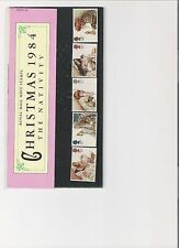 1984 ROYAL MAIL PRESENTATION PACK CHRISTMAS NATIVITY MINT DECIMAL STAMPS