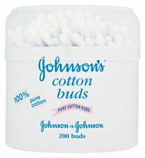 JOHNSON'S baby 200 cotton buds
