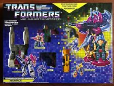 Transformers Reissue G1 Terrorcon Super Warrior『Abominus』Giftbox Set MISB