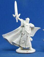 TURANIL MALE ELF PALADIN - Reaper Dark Heaven Bones Miniature - 77044