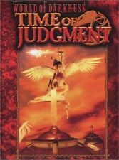 World of darkness TIME OF JUDGMENT hardcover white wolf