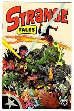 Strange Tales #1-3 (2009) Marvel VF/NM to NM